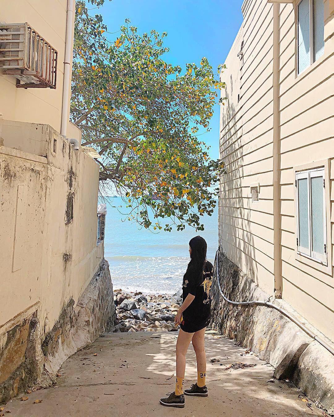Con hẻm sống ảo tại Vũng Tàu đang là địa điểm được giới trẻ check-in rần rần trên Instagram - Ảnh 12.