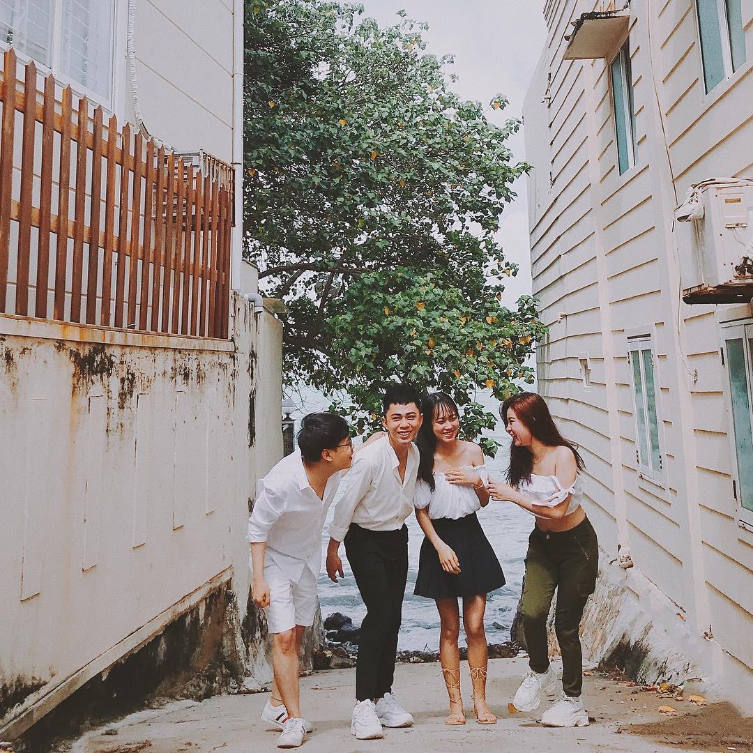 Con hẻm sống ảo tại Vũng Tàu đang là địa điểm được giới trẻ check-in rần rần trên Instagram - Ảnh 3.