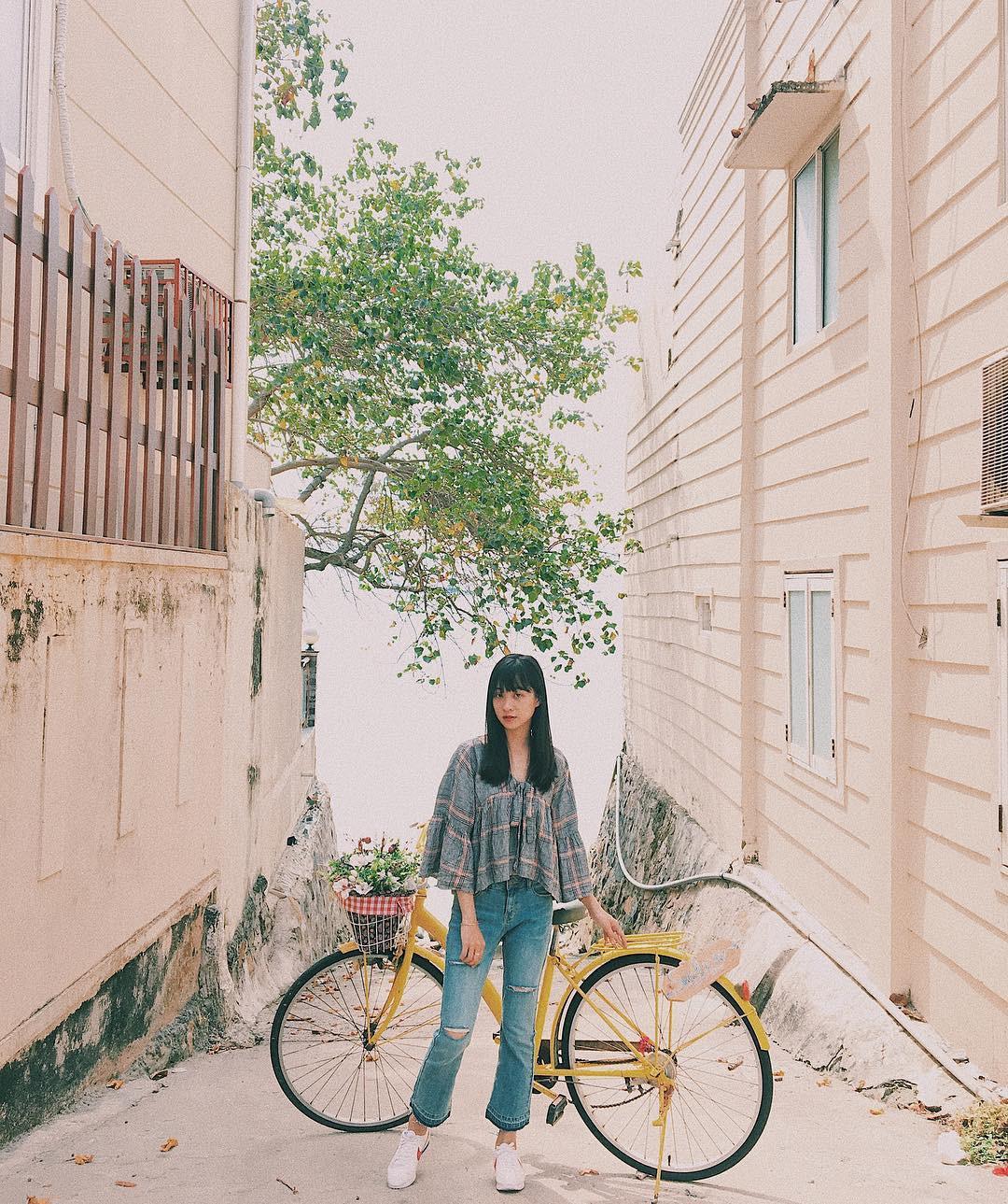 Con hẻm sống ảo tại Vũng Tàu đang là địa điểm được giới trẻ check-in rần rần trên Instagram - Ảnh 1.