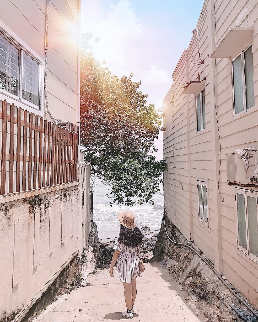 Con hẻm sống ảo tại Vũng Tàu đang là địa điểm được giới trẻ check-in rần rần trên Instagram - Ảnh 16.