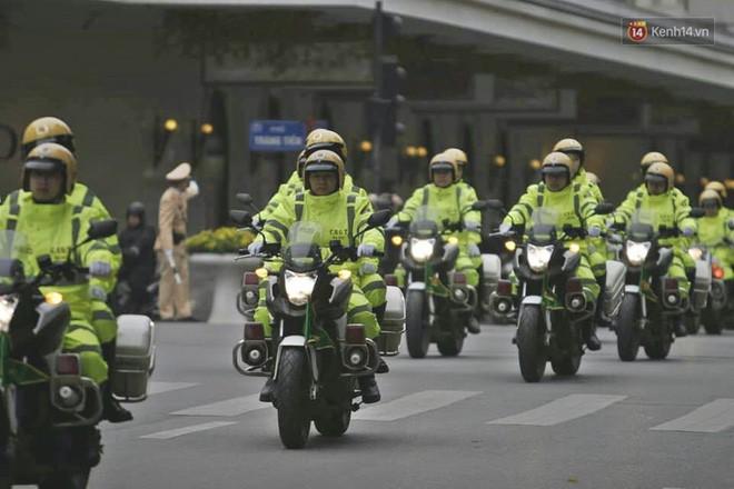 Phân luồng bảo đảm trật tự an toàn giao thông phục vụ hội nghị thượng đỉnh Mỹ - Triều Tiên - Ảnh 1.
