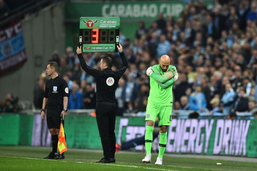 Chuyện tấu hài có một không hai: Sao Chelsea bật thầy ngay trên sân, nhất quyết không chịu thay người ở chung kết cúp Liên đoàn Anh - Ảnh 3.