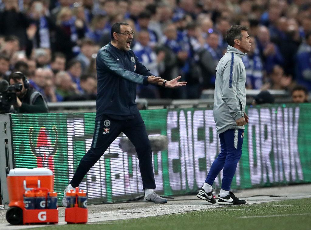 Chuyện tấu hài có một không hai: Sao Chelsea bật thầy ngay trên sân, nhất quyết không chịu thay người ở chung kết cúp Liên đoàn Anh - Ảnh 6.