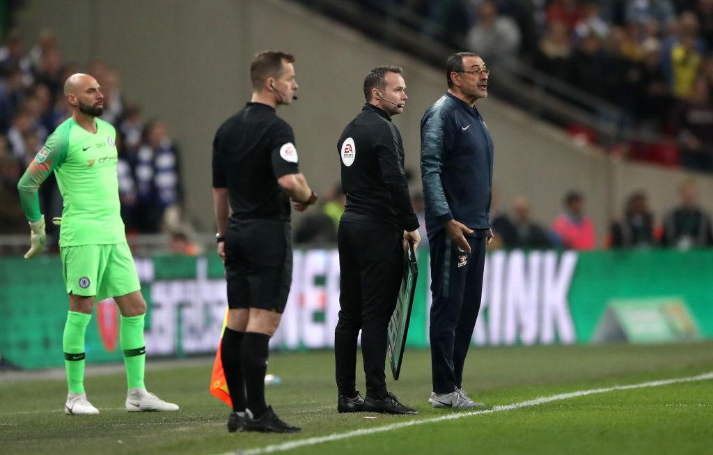 Chuyện tấu hài có một không hai: Sao Chelsea bật thầy ngay trên sân, nhất quyết không chịu thay người ở chung kết cúp Liên đoàn Anh - Ảnh 5.