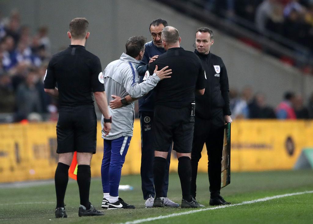 Chuyện tấu hài có một không hai: Sao Chelsea bật thầy ngay trên sân, nhất quyết không chịu thay người ở chung kết cúp Liên đoàn Anh - Ảnh 7.