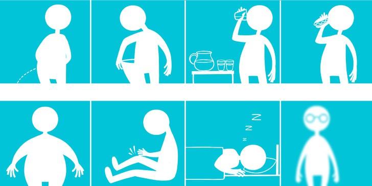 Nhận biết sớm 8 căn bệnh nhiều người rất hay mắc phải thông qua những dấu hiệu tưởng chừng vô hại - Ảnh 11.