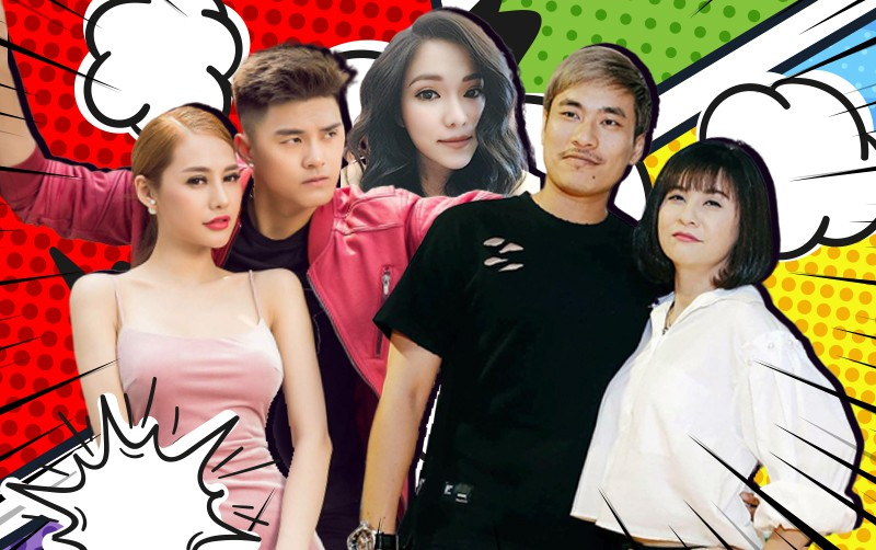 Từ drama Kiều Minh Tuấn đến Lâm Vinh Hải, bỗng thấy thương thay cho mấy bộ phim có sự góp mặt của họ quá - Ảnh 1.