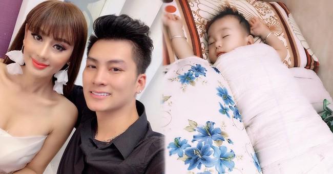Lâm Khánh Chi bất ngờ gây bão mạng báo Trung vì chuyện có con trai, được mẹ chồng tặng 400m2 đất - Ảnh 2.