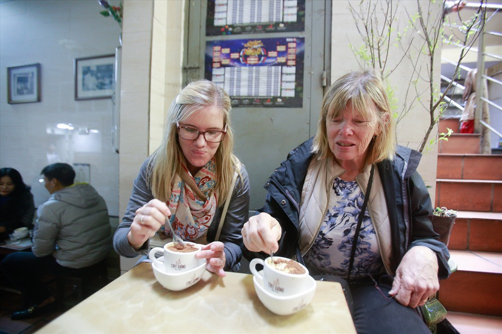 3.000 cốc cafe trứng Giảng phục vụ Hội nghị thượng đỉnh Mỹ - Triều - Ảnh 6.