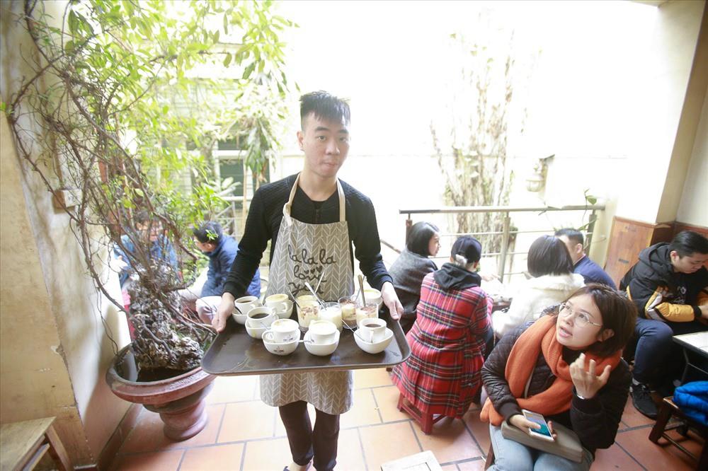 3.000 cốc cafe trứng Giảng phục vụ Hội nghị thượng đỉnh Mỹ - Triều - Ảnh 7.