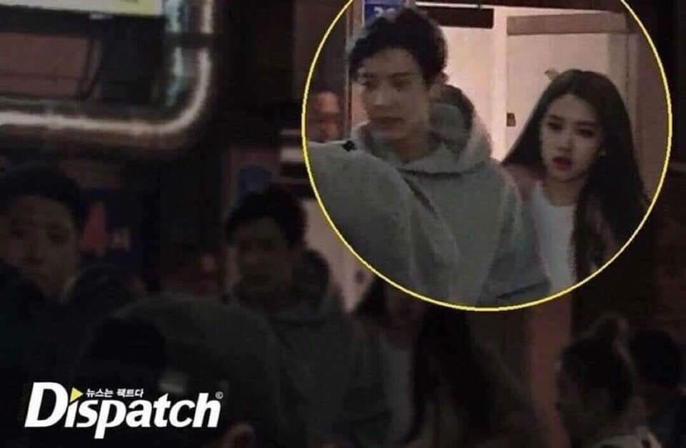 The news that Dispatch launches Lisa (Black Pink) and Lay (EXO) dating, what's the truth? - picture 3.