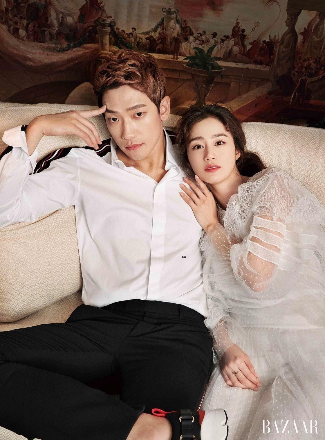 Tin mừng đầu ngày: Kim Tae Hee tuyên bố mang thai lần 2 cho chồng Bi Rain sau hơn 1 năm đón con đầu lòng - Ảnh 1.