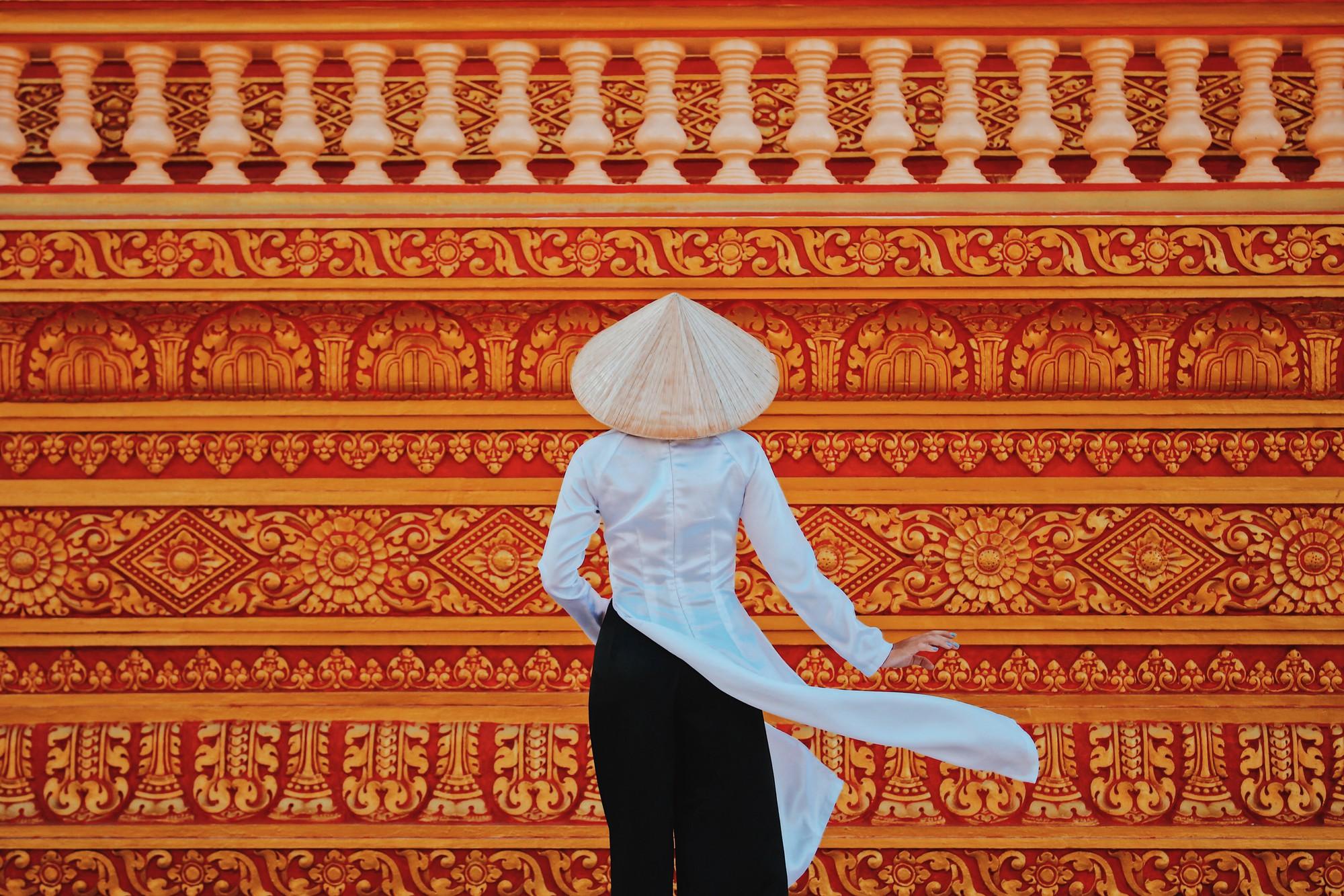 3 ngôi chùa cổ siêu đẹp không phải bạn trẻ nào cũng biết ở Bạc Liêu - Ảnh 4.