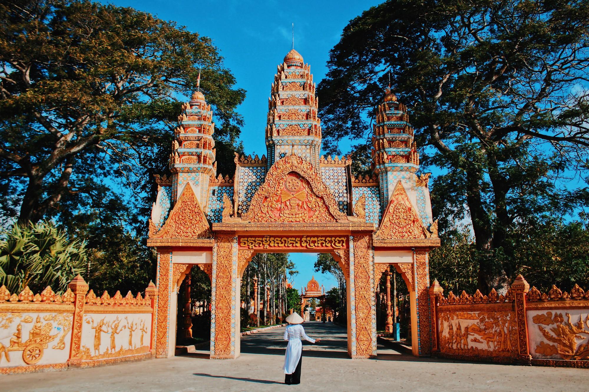 3 ngôi chùa cổ siêu đẹp không phải bạn trẻ nào cũng biết ở Bạc Liêu - Ảnh 2.