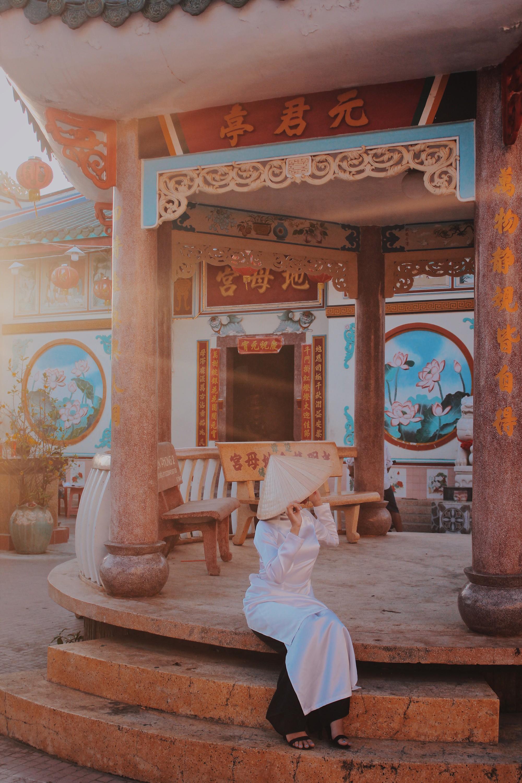 3 ngôi chùa cổ siêu đẹp không phải bạn trẻ nào cũng biết ở Bạc Liêu - Ảnh 12.