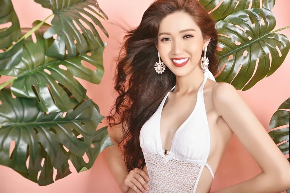 Đại diện Việt Nam diện bikini khoe body nóng bỏng, sẵn sàng chinh phục vương miện Hoa hậu Chuyển giới Quốc tế - Ảnh 9.