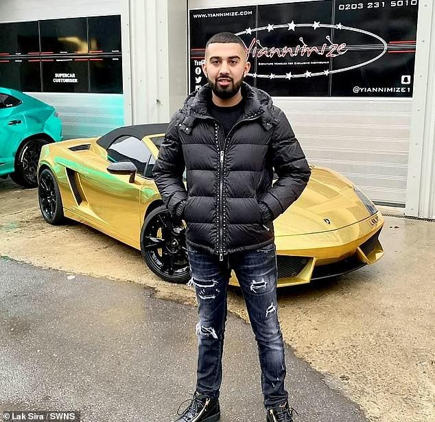 Chi 300 triệu bảo dưỡng Lamborghini, thanh niên vừa lái thử thì xe nổ tung suýt chết - Ảnh 1.