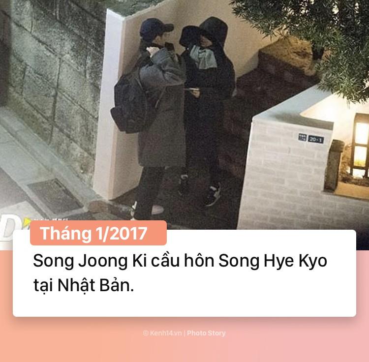 Hành trình 2 năm hôn nhân Song Joong Ki và Song Hye Kyo: Từ cuộc tình thế kỷ trong mơ đến ồn ào chấn động cả châu Á - Ảnh 7.