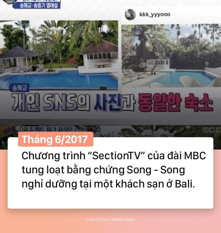 Hành trình 2 năm hôn nhân Song Joong Ki và Song Hye Kyo: Từ cuộc tình thế kỷ trong mơ đến ồn ào chấn động cả châu Á - Ảnh 8.
