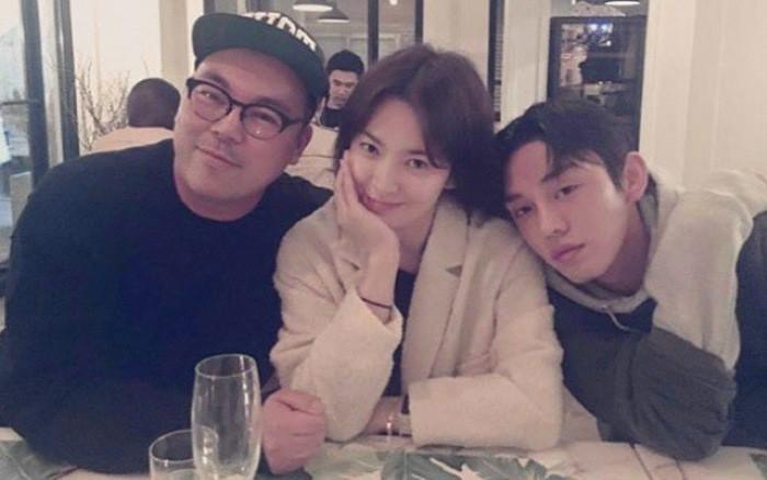 Đâu phải stylist, đây mới là tiểu tam bị réo gọi sau tin đồn Song Song ly hôn: Còn lộ ảnh hẹn hò với Song Joong Ki? - Ảnh 11.