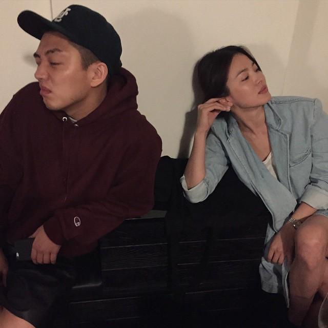 Đâu phải stylist, đây mới là tiểu tam bị réo gọi sau tin đồn Song Song ly hôn: Còn lộ ảnh hẹn hò với Song Joong Ki? - Ảnh 9.