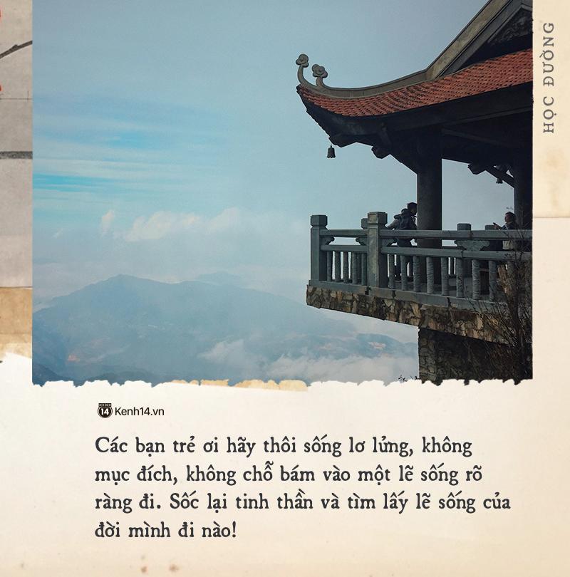 Lặng Lẽ Sapa: Sống như anh thanh niên trong truyện Nguyễn Thành Long - Ảnh 5.