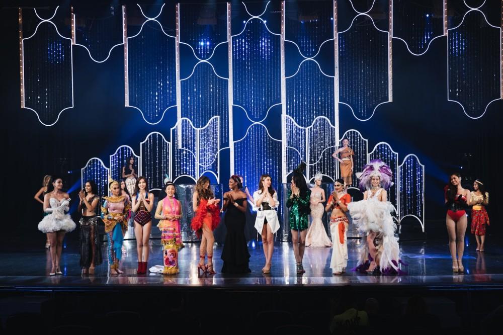 Đại diện Việt Nam có tin vui đầu tiên tại Hoa hậu Chuyển giới Quốc tế, tung trọn quốc phục Lô tô gây tranh cãi! - Ảnh 3.