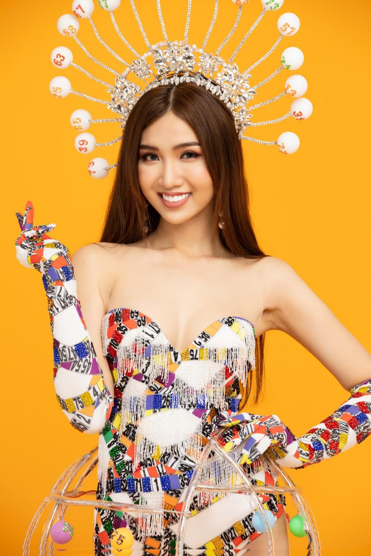 Đại diện Việt Nam có tin vui đầu tiên tại Hoa hậu Chuyển giới Quốc tế, tung trọn quốc phục Lô tô gây tranh cãi! - Ảnh 7.