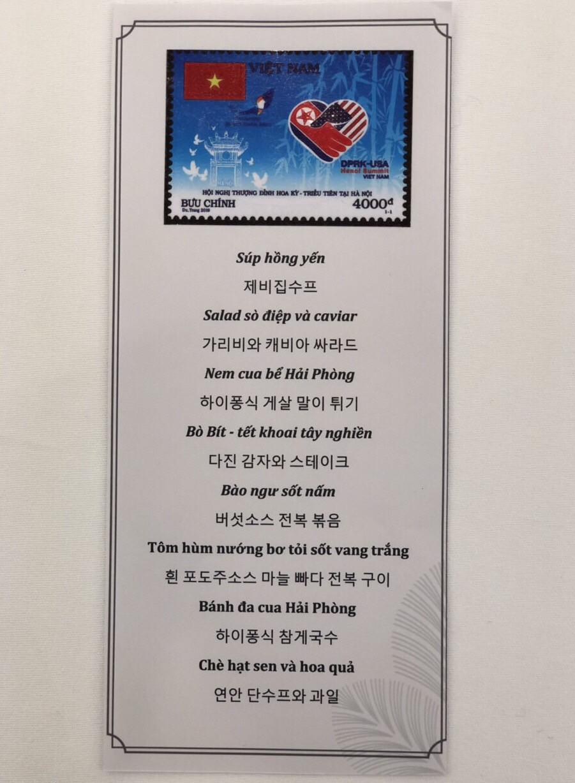 Bánh đa cua - đặc sản bình dân Hải Phòng lên bàn tiệc 5 sao tiếp đón phái đoàn Triều Tiên - Ảnh 5.