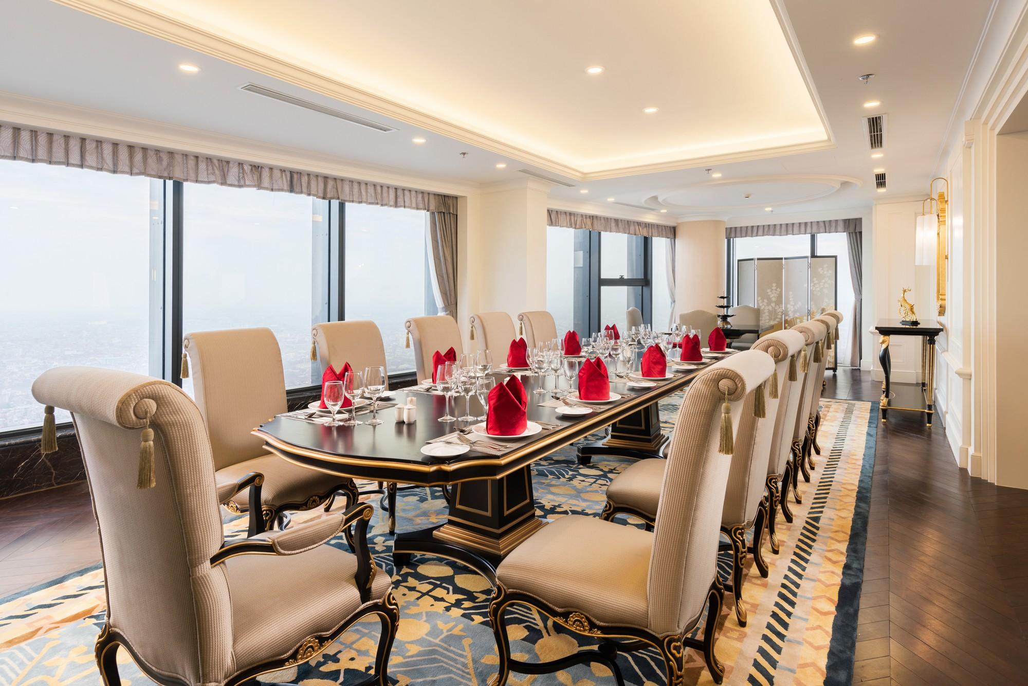 Bánh đa cua - đặc sản bình dân Hải Phòng lên bàn tiệc 5 sao tiếp đón phái đoàn Triều Tiên - Ảnh 8.