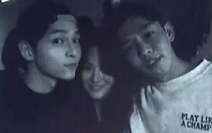 Đâu phải stylist, đây mới là tiểu tam bị réo gọi sau tin đồn Song Song ly hôn: Còn lộ ảnh hẹn hò với Song Joong Ki? - Ảnh 7.