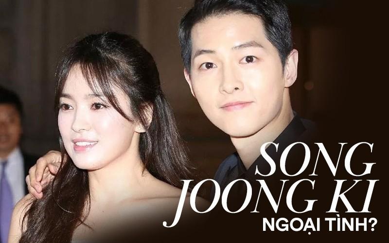 Đâu phải stylist, đây mới là tiểu tam bị réo gọi sau tin đồn Song Song ly hôn: Còn lộ ảnh hẹn hò với Song Joong Ki? - Ảnh 1.
