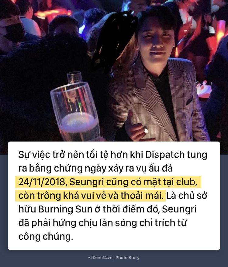 Nhìn lại chuỗi scandal liên tiếp nhấn chìm Seungri trong những tháng đầu năm 2019 - Ảnh 5.