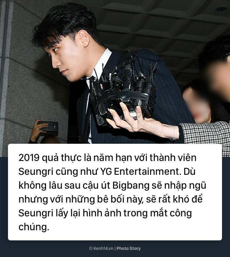 Nhìn lại chuỗi scandal liên tiếp nhấn chìm Seungri trong những tháng đầu năm 2019 - Ảnh 25.