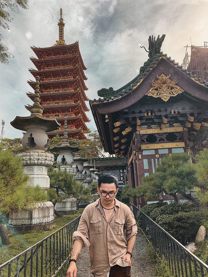 Chưa đi Nhật cũng đừng buồn, Việt Nam có hẳn 3 phiên bản chùa chiền có kiến trúc độc đáo cộp mác xứ sở mặt trời mọc đây này! - Ảnh 7.