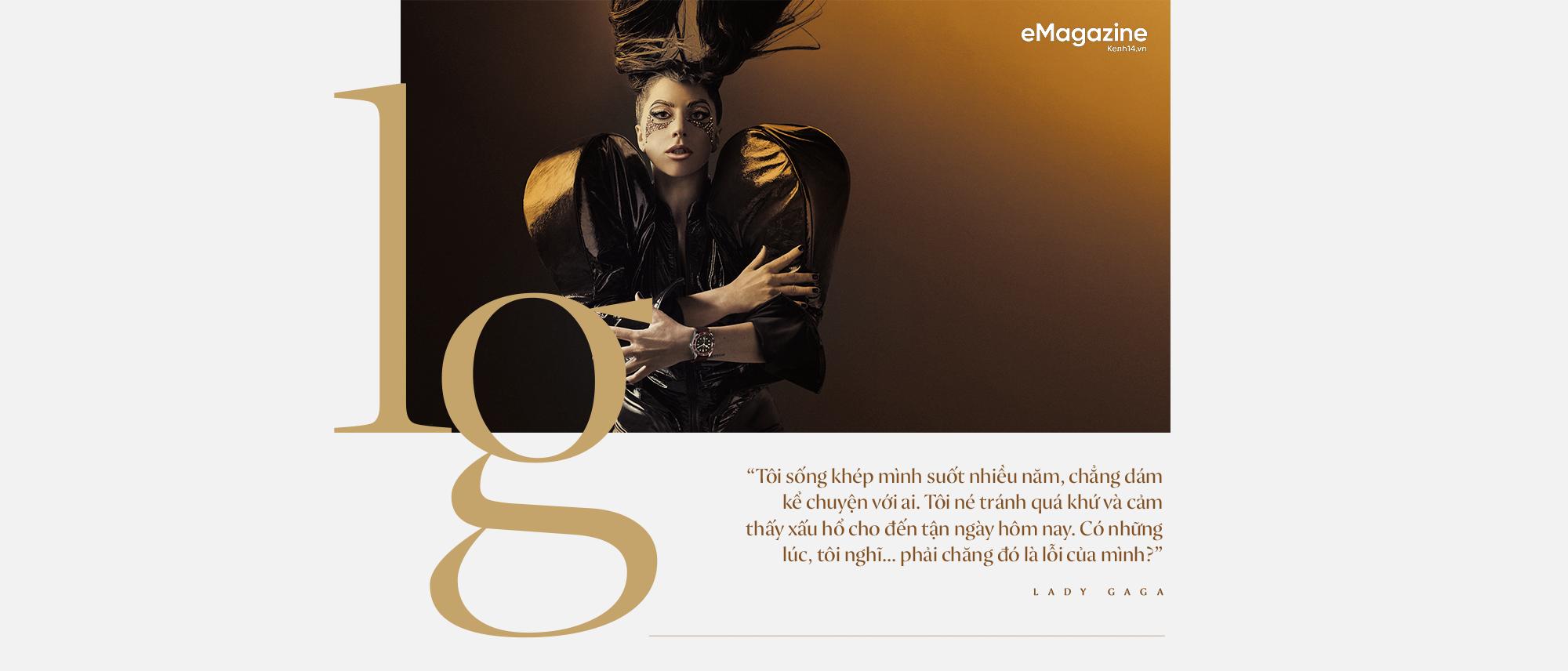 Chuyện chủ nhân 10 tượng vàng Grammy, Oscar Lady Gaga: Người đàn bà dị biệt đã khiến cả thế giới phải nể phục như thế nào? - Ảnh 3.