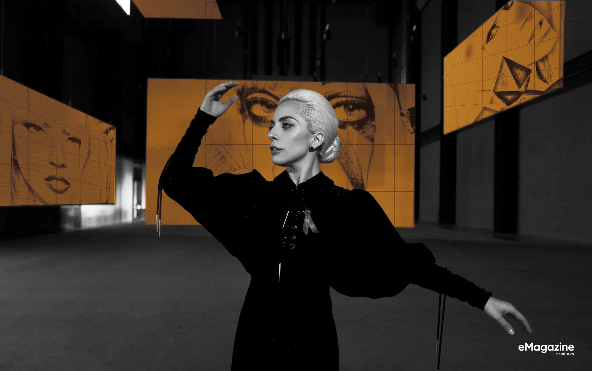 Chuyện chủ nhân 10 tượng vàng Grammy, Oscar Lady Gaga: Người đàn bà dị biệt đã khiến cả thế giới phải nể phục như thế nào? - Ảnh 9.