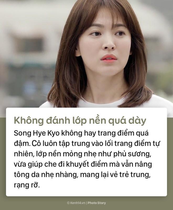 Song Hye Kyo mách bạn bí quyết giữ nhan sắc tươi trẻ dài lâu - Ảnh 3.