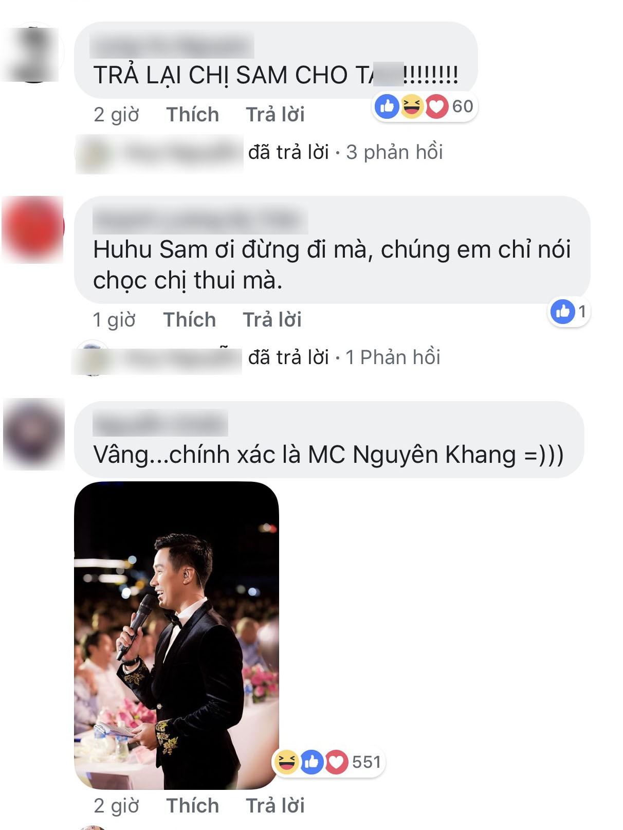 Confetti Vietnam thay MC mới, fan kêu gào: Trả Sam lại đây! - Ảnh 4.