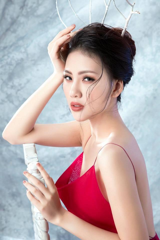 Quỳnh Hoa: Danh hiệu Siêu mẫu là bước đệm để tiến gần hơn đến với ngôi vị Hoa hậu - Ảnh 2.