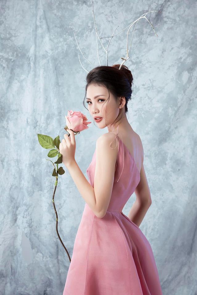 Quỳnh Hoa: Danh hiệu Siêu mẫu là bước đệm để tiến gần hơn đến với ngôi vị Hoa hậu - Ảnh 1.