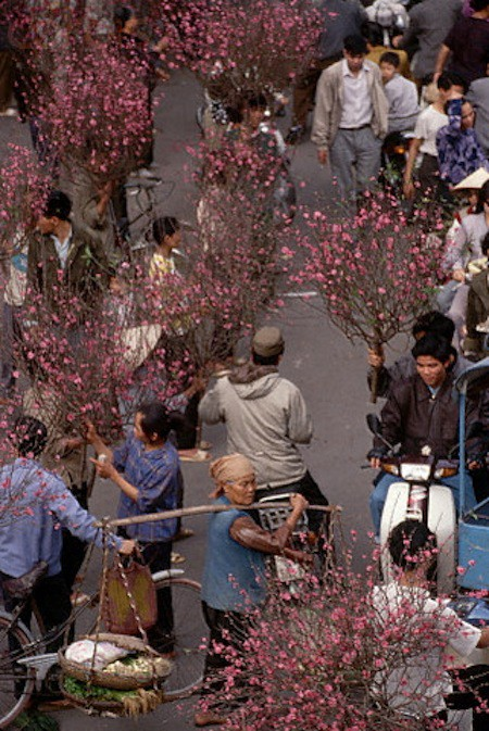 Khám phá Hà Nội ngày Tết những năm 90 qua lăng kính phóng viên nước ngoài - Ảnh 4.