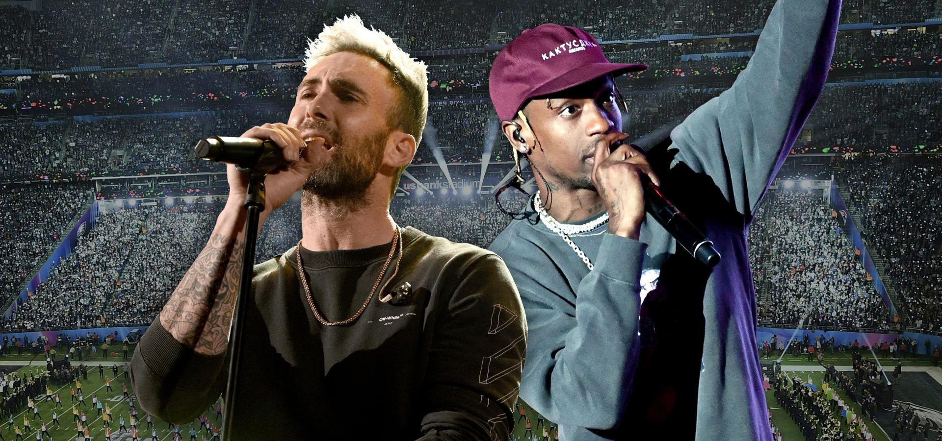Stunned with the best world stars paid for each Super Bowl show - Photo 1.