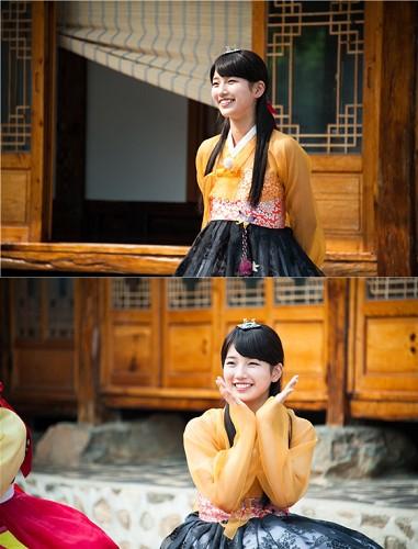 Đi tìm nữ Idol diện hanbok đẹp nhất trên show thực tế nhân dịp đầu năm mới - Ảnh 9.
