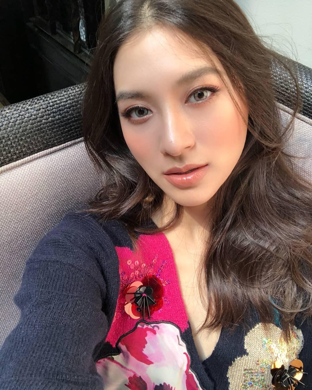 Top 10 mỹ nhân đẹp nhất đài truyền hình quyền lực Thái Lan: Toàn 9X đắt giá nhưng vẫn bị chị đại quyền lực vượt mặt - Ảnh 14.