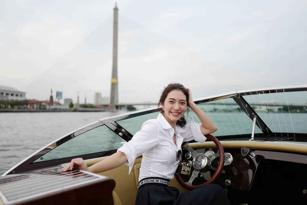 Top 10 mỹ nhân đẹp nhất đài truyền hình quyền lực Thái Lan: Toàn 9X đắt giá nhưng vẫn bị chị đại quyền lực vượt mặt - Ảnh 16.