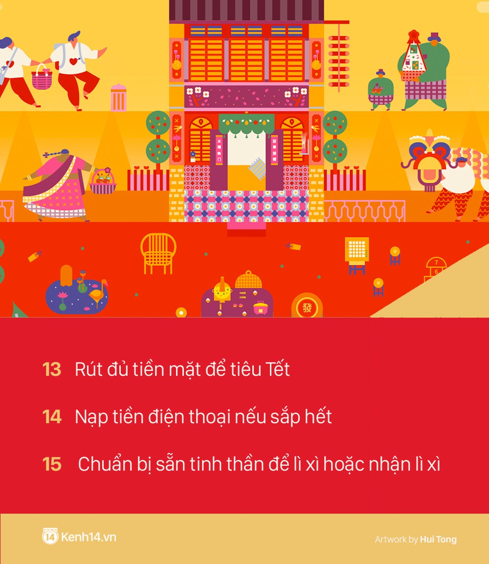 Đây là 24 việc cần hoàn thành ngay trong ngày 30 Tết nếu không muốn bị dông cả năm mới - Ảnh 9.