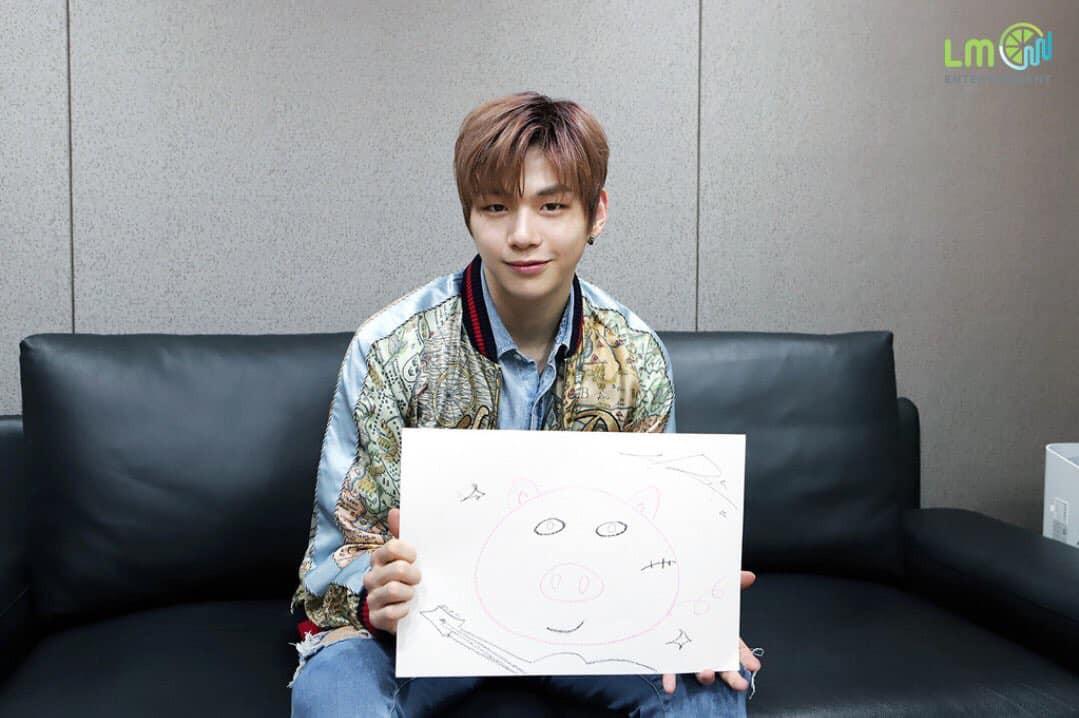 SNSD, BTS và dàn sao Hàn đồng loạt chúc Tết: Người bận bịu vẫn chụp ảnh tặng fan, người diện hanbok đón Xuân - Ảnh 11.