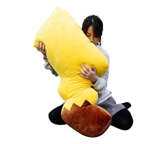 Mùng 1 Tết rồi, giá mà hội F.A có cái đuôi Pikachu khổng lồ này để ôm cho sướng - Ảnh 5.