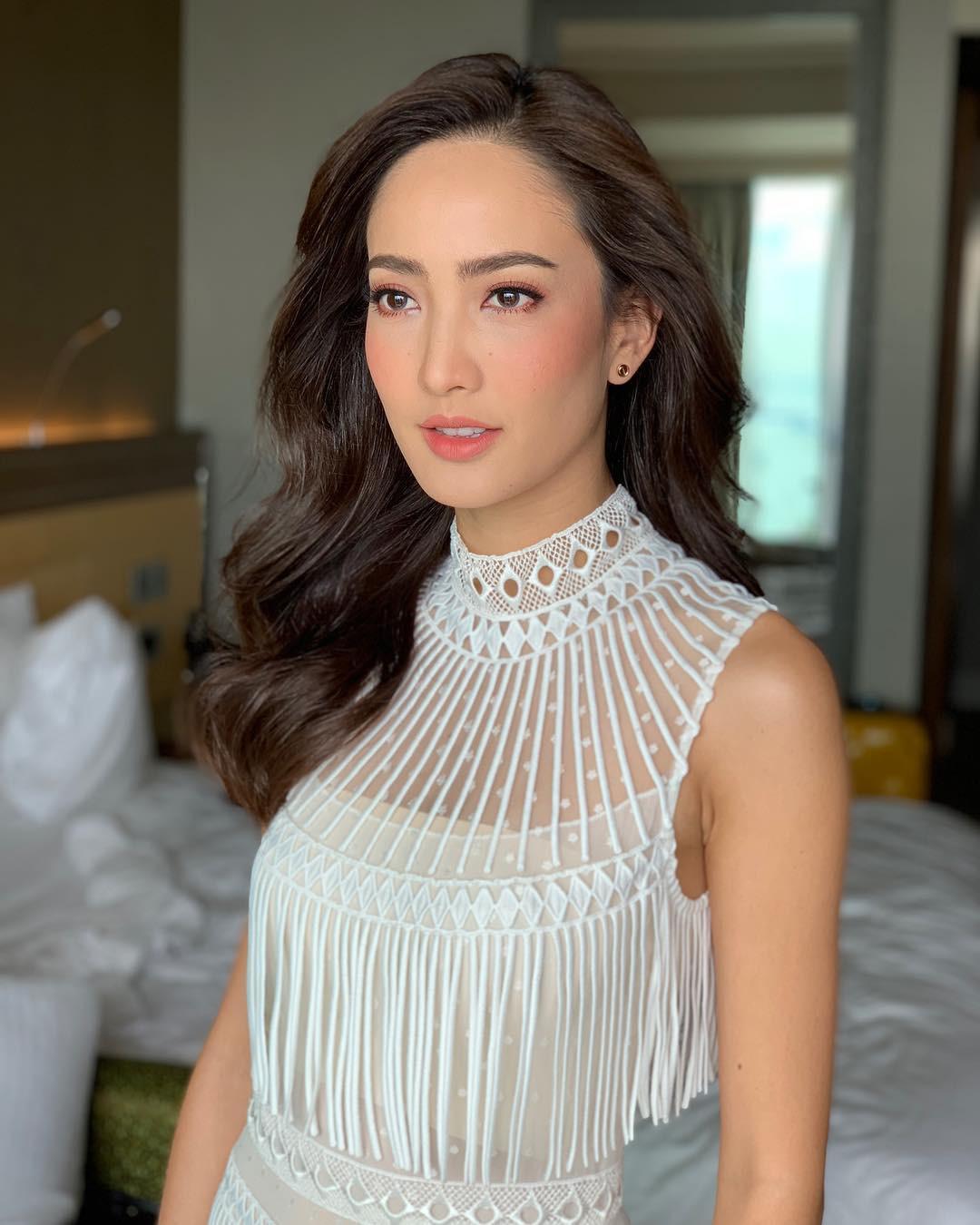 Top 10 mỹ nhân đẹp nhất đài truyền hình quyền lực Thái Lan: Toàn 9X đắt giá nhưng vẫn bị chị đại quyền lực vượt mặt - Ảnh 5.